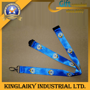 Personalized Gadget Printed Neck Strap for Gift (KLD-007) pictures & photos