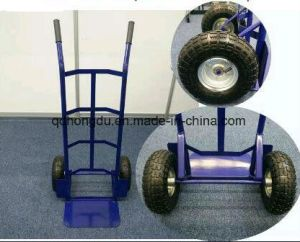 Heavy Duty Cheap Ht1830 Hand Truck with High Quality pictures & photos