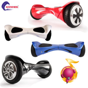 Koowheel Electric Scooter Two-Wheel Self Balancing Air Board Skateboard pictures & photos