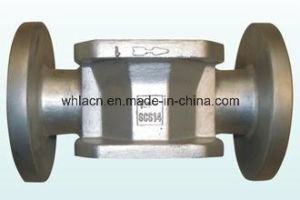Stainless Steel Investment Lost Wax Casting Valve Parts pictures & photos