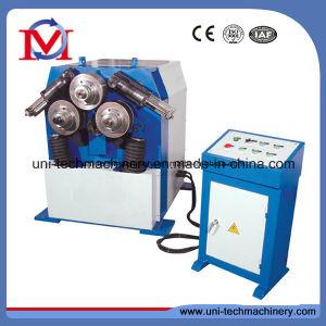 Steel Bar Bender Machine /Hydraulic Pipe Roller Machine W24y-400 pictures & photos