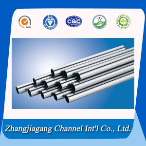 "202 Welded Stainless Steel Tube/Pipe 1"" pictures & photos"