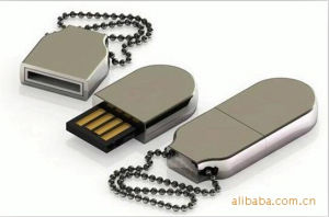Metal USB Flash Drive/USB Pen Drive/USB Disk with High Quality pictures & photos