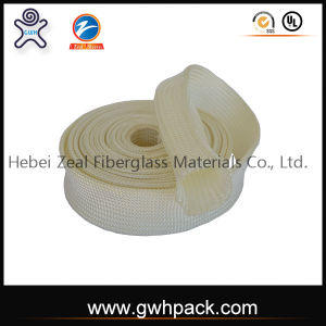 Ultra High Temperature High Silica Fiber Composite Firesleeve pictures & photos