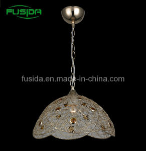 High Quality Iron Light in One Light Crystal (D-9331/1A) pictures & photos
