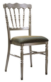 Stacking Metal Chiavari Banquet Chair for Wedding (S800)