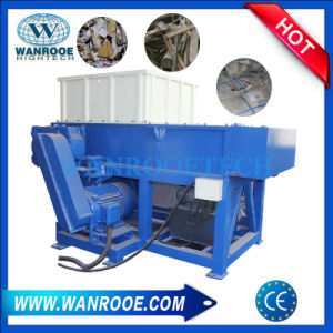 Recycling Wood/Plastic/Paper Single Shaft Shredder Machine pictures & photos
