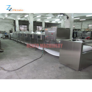 Microwave Drying Machine with Sterilizing Function pictures & photos