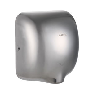 New Patent One-piece Stainless Steel Anti-theft/destruction Single Jet Hand Dryer pictures & photos