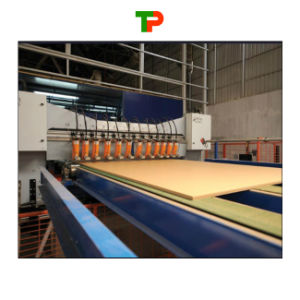 Melamine MDF Board Making Line pictures & photos