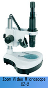 Zoom Video Microscope (XZ-2)