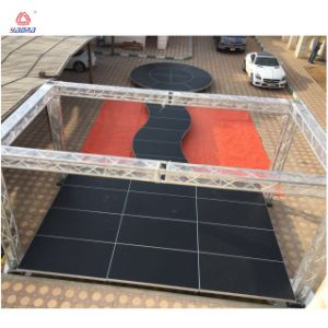 Shinestage Aluminum Portable Stages Adjustable Stages Design pictures & photos