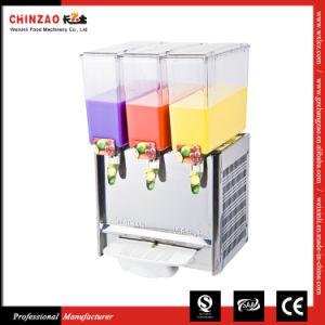 Ce Juice Dispenser Cold Drink Dispenser Lrsp-9L*3 pictures & photos