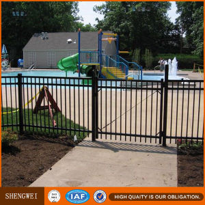 Hot Galvanized Heavy Steel Safety Fence Panels pictures & photos