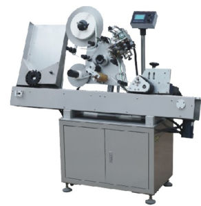 PWM Automatic Horizontal Labeling Machine pictures & photos