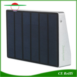 48LEDs Garden Outdoor Lamp Motion Sensor Waterproof Solar Wall Lights pictures & photos