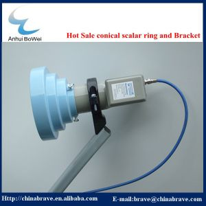 C Band LNB Conical Scalar Ring & LNB Bracket LNB Holder Cone pictures & photos