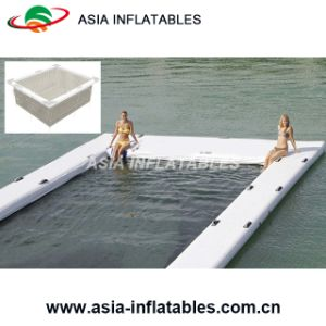 Jellyfish Protection Inflatable Barrier, Safe Swim Area for All, Inflatable Floating Pool pictures & photos
