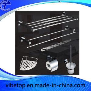 Bathroom Accessory Towel Rack/Storage Shelf/Soap Dish pictures & photos