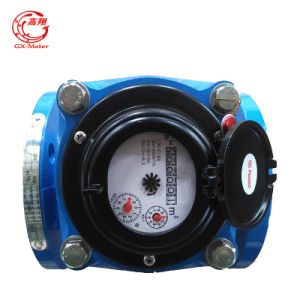 Flanged Connection Woltmann Bulk Flow Water Meters pictures & photos