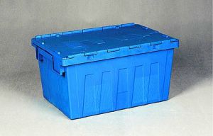 Stacking Nesting Plastic Container Box pictures & photos