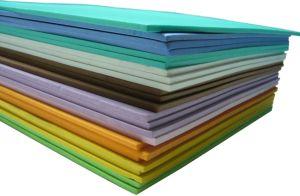 2mm Thick Plain EVA Sheet, Pantone Colors EVA Foam Sheet pictures & photos