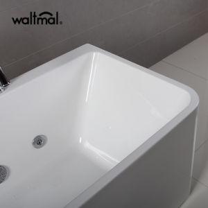 Kohler OEM Waltmal Bath Freestanding Bathtub with Massage Jet Bath Tub pictures & photos