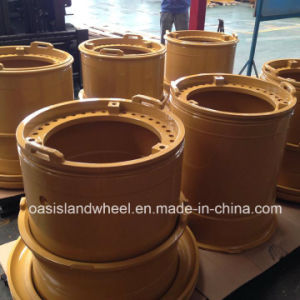Dump Truck Wheel Rims, OTR Wheel Rim (39X32.00/4.5, 45X36.00/4.5) pictures & photos