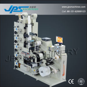 High Speed Flexo Roll Film Printing Machine pictures & photos