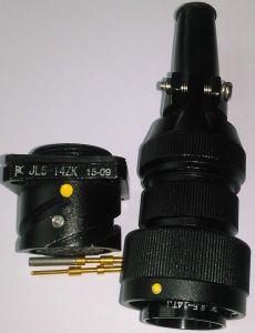 Jl5 Series Bayonet Coupling Circular Connectors pictures & photos