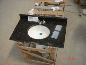 Natural Stone Marble Granite Kitchen Top pictures & photos