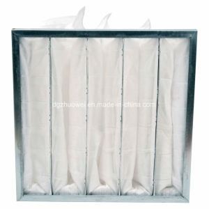 Air Cleaning Medium Efficiency Bag Filters G3 G4 F5 F6 F7 F8 F9 pictures & photos