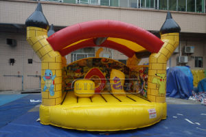 Guangzhou Factory Price PVC Bouncer Slide Inflatable Jumping Castle pictures & photos