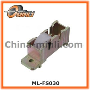 Zinc Bracket with Single White Roller (ML-FS030) pictures & photos