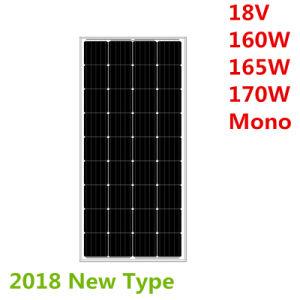 18V 160W-170W Mono PV Panel pictures & photos