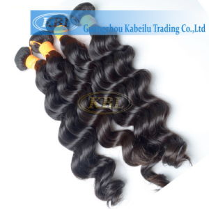 Neat and Clean Indian Human Hair Weft pictures & photos