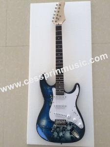 Electric Guitar/ Lp Guitar /Guitar Supplier/ Manufacturer/Cessprin Music (ST608) pictures & photos