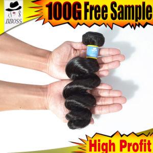 Keep Curl Brazilian Human Hair Weaving pictures & photos