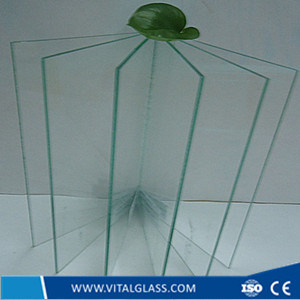Clear Sheet/Float/Tinted/Reflective/Laminated/Low Iron/Patterned/Figured Glass with Ce&ISO9001 pictures & photos