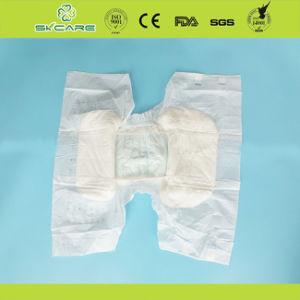 Good Quality Medical Health Care Cheap Disposable Incontinence Adult Diaper pictures & photos