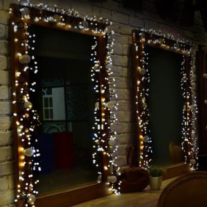 Waterproof 400 LED Firecracker String Lights 26.2FT LED Starry Fairy Lights with 8 Mode Memory Function pictures & photos