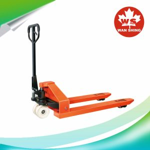 5000kg Heavy Duty Type Hand Pallet Truck pictures & photos