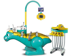 Cartoon Childs Dental Unit Clinical Equipment pictures & photos