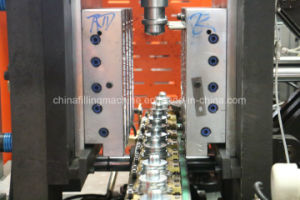 Automatic Customized Plastic Bottle Blowing Machinery (BY-A4) pictures & photos