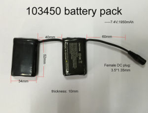 Li-Polymer Battery Pack with 11.1V Voltage RC pictures & photos