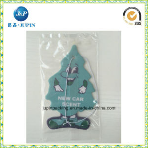 Best Cheapest Coffee Scent Paper Car Air Freshener (JP-AR054) pictures & photos