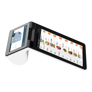 Android POS Terminal with 58mm Receipt Printing / RFID /NFC Reader /2D Qr Code/3G/WiFi/Bluetooth pictures & photos