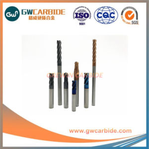 2.0X6X50 Tungsten Carbide Milling Cutter End Mills pictures & photos