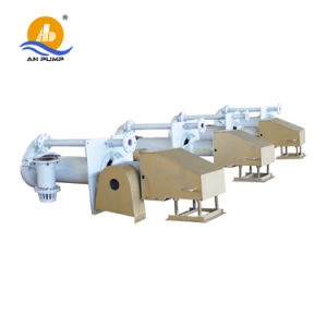 Vertical Submersible Slurry Pump for Gold Mining pictures & photos