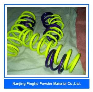 Eco-Friendly Flurescent Neon Yellow Electrostatic Powder Paint pictures & photos